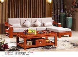 Import oak sofa 906#