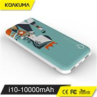 External battery, universal powerbank, mobile power supply for all smart phone