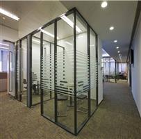 Glass partition 09#