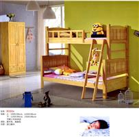 These children mother bed bunk bed 8066#