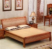 Rattan bed 06#