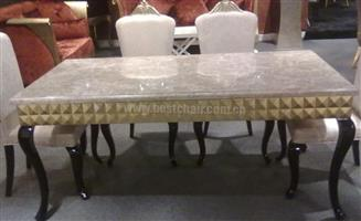 Table dining table long table 06-DT043
