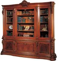 Valuable ZP050-204 four bookcases