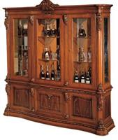 Valuable ZP050-815 three door wine cabinet