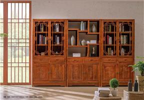 Series furniture of camphor wood  Bookcase