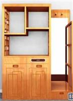Bamboo cabinet 04#