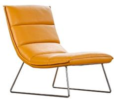 The leather chair 01