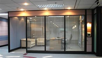 Glass partition 10#