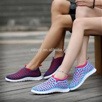Adult Water Sports Shoes Beach hole shoes light breathable walking shoes