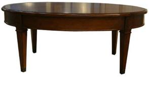 Aureate siskin AP011-108 oval tea table