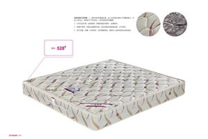 Large core spring mattress 528#