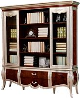 Soloartoo DP1005-204 4-door Bookcase/ four door bookcase