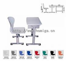 Plastic steel desks and chairs HD101-A