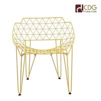 695-H45-ST modern style wire chair