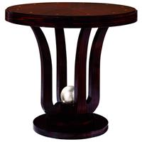 MIKEBERN KJ2113-004 round tea table