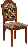 Solid wood dining chair 04