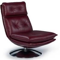 The leather chair  02