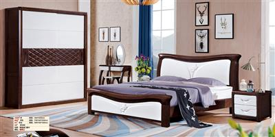 Oak bedroom furniture suite series 1669#