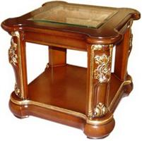 Valuable ZP051-106 small square tea table