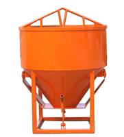 china factory wholesale machinery attachment parts 0.6m3 concrete bucket DG600 on hot sale