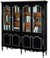 Soloartoo DP1009-205 4-door Bookcase/ four door bookcase