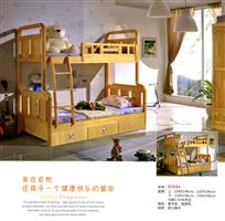 These children mother bed bunk bed 8088#