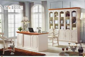 The study set the bookcase desk A801#